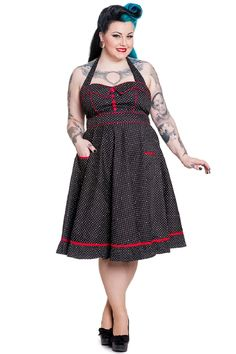 HELL BUNNY Vanity Dress *4114