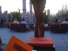 Penthouse 808 at The Ravel Hotel; Long Island City