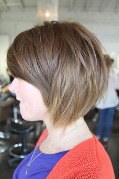 Love this angled bob! by Mister AnhCoTran