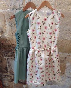 Nos cintres pour la boutique JOY ! #hangers #cintres #presentation #merchandising #fashion #paris #labonneaccroche