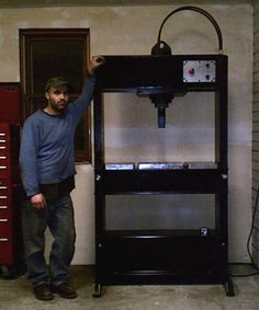 Boostinjdm's Home Made Shop Press - Page 5 - WeldingWeb™ - Welding forum for pros and enthusiasts