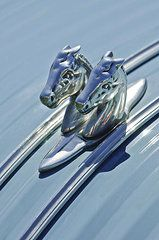 1956 Citroen 2CV Hood Ornament