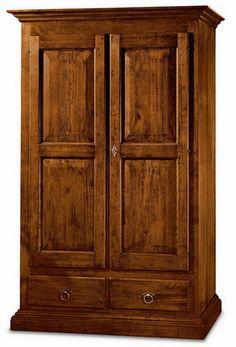 Klasszikus gardróbszekrény - www.montegrappamoblili.hu Armoire, Sweet Home, Doors, Furniture, Home Decor, Houses, Wood, Clothes Stand, Decoration Home