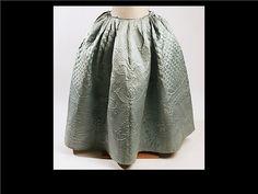 Female Dress - Petticoats