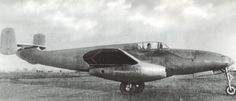 Although nothing more than a test aircraft, it was a major step, and two years later Heinkel again kept ahead of the pack, debuting the He 280, the first jet-powered fighter design to fly, in fall of 1940. The He 280 design would not win out for production however, beaten by Messerschmidt's competing Me 262.