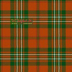 Traditional Scott tartan