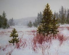 Extreme Plein Air Painting with Aaron Schuerr on http://www.artistsnetwork.com