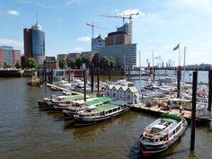 Malreise nach Hamburg | Hamburg – maritimes Flair und moderne Architektur (c) Frank Koebsch