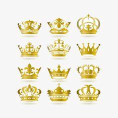 corona ilustracion corona de rey Elegant Royal Frame With Crown Stock Vector - Illustration of design, border: 23897489 - Vector Clipart, Vector Free, Eps Vector, Vectors, Coroa Tattoo, Crown Clip Art, Crown Symbol, Crown Tattoo Design, Crown Tattoos