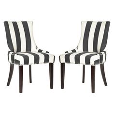 Safavieh Lola Dining Chair   Charcoal (Grey) (Set Of 2)