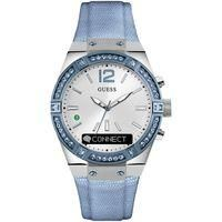 Buy Guess Ccnnect GUESS CONNECT Ladies Bluetooth Alarm Smart Watch £249 from Women's Watches range at #LaBijouxBoutique.co.uk Marketplace. Fast & Secure Delivery from The Watch Superstore online store.