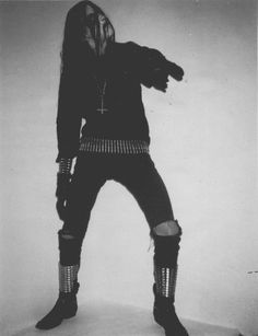 Emperor - Samoth_true norwegian black metal