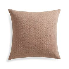 "Mylo Orange 20"" Pillow 