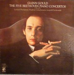 The Five Beethoven Piano Concertos  1977  4 x LP by DorenesXXOO