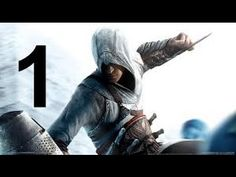 Assassin's Creed Gameplay part 1 Story
