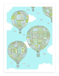 JenSkelley.com: Hot Air Balloons