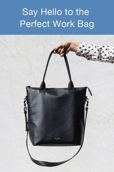 A lightweight leather laptop bag designed to beautifully organize your  day-to-day essentials 9cff22ab7433c