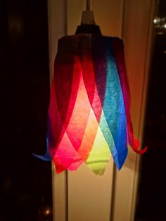 Light Crafts, Fun Crafts, Diy And Crafts, Crafts For Kids, Diy Paper, Paper Crafts, Science Projects For Kids, Lantern Lamp, Epiphany