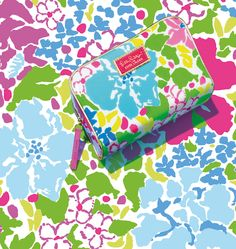 EsteeLauder.com Lilly Pulitzer - gift with purchase! #print #floral