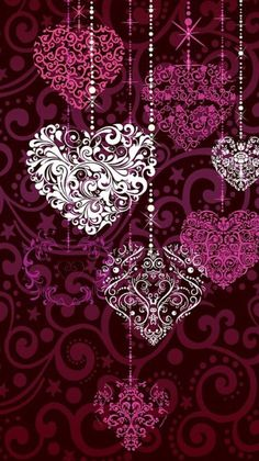 20 Ideas Cool Wallpaper Iphone Backgrounds Valentines Day For 2019 Bling Wallpaper, Wallpaper For Your Phone, Heart Wallpaper, Cute Wallpaper Backgrounds, Love Wallpaper, Cellphone Wallpaper, Flower Backgrounds, Pretty Wallpapers, Screen Wallpaper