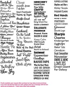 Boat Names Discover Name Decal / Vinyl Name Decal / Name Sticker / Personalized Decal / Word Decal / Custom Name Decal / Name Label / Kids Waterproof Decal Name Labels, Vinyl Labels, Yeti Decals, Decals For Yeti Cups, Vinyl Decals, Font Packs, Boat Names, Cricut Fonts, Free Fonts For Cricut