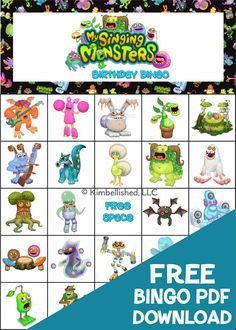 singing monsters breeding guide with pictures