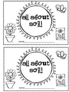 Soil investigation lesson plan and recording sheet for Soil 4 teachers