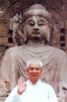 Founder of pranic healing. Master Choa Kok Sui