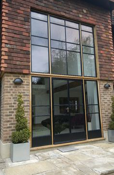 crittall window - D&R design