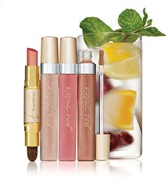 New Improved Lip Glosses for Summer in amazing colors.
