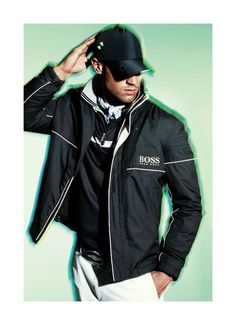 Chad White by Alexei Hay for Hugo Boss Green Fall 2010 Campaign - | The Fashionisto: The Latest in Fashion from Runway to Print