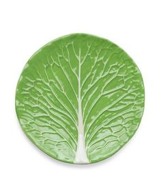 Tory Burch Lettuce Ware Dinner Plate, Set Of 2