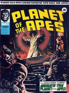 Planet of the Apes #46