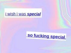 So fucking special