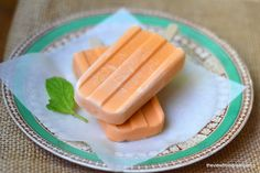 The view from Great Island: Thai Iced Tea Popsicles