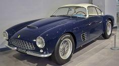 1956 - 1957 Ferrari 250 GT Zagato Coupe | Flickr - Photo Sharing!
