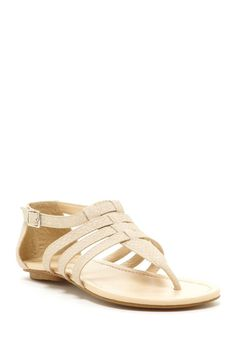 Michael Antonio Delton Thong Sandal by Michael Antonio on Beautiful Heels, All About Shoes, Casual Chic Style, Crazy Shoes, Go Shopping, Types Of Fashion Styles, Pure Products, My Style, Walking