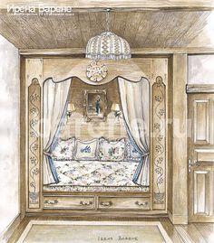 Эскизы интерьеров Ирены Барене Vintage World Maps, House, Ideas, Home Decor, Chalets, Decoration Home, Home, Room Decor, Home Interior Design