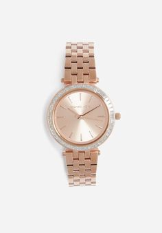 Buy Watches for Women at Superbalist - shop over 500 of the freshest Watches brands. Sleek Rose Gold, Gold Face, Mini Roses, Watches Online, Stainless Steel Case, Michael Kors Watch, Bracelet Watch, Accessories, Women