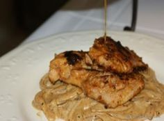 Step for Recipe - Chicken with Caramelized Onion Cream Sauce