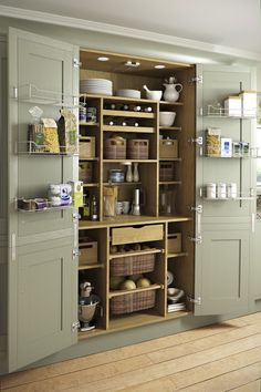 Excellent use of space and great organization