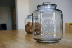 Giant Glass Jar