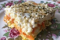 Anında Biten Kuskus Salatam – Nefis Yemek Tarifleri Instant Ending Couscous Salad – Yummy Recipes, the I Couscous Salad Recipes, Turkish Recipes, Ethnic Recipes, Vegetarian Recipes, Snack Recipes, Creative Food, Food Presentation, Macaroni And Cheese, Ribs