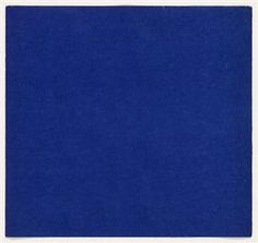 Blue from the series Line Form Color - Ellsworth Kelly