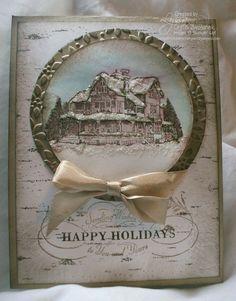 Stampin' Up! - Christmas Lodge