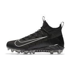 lowest price 5feb8 7e84d Nike Alpha Huarache 6 Elite LAX Lacrosse Cleat Size 3.5 (Black) Huaraches,  All