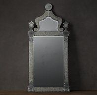 I WANT THIS!!!!! 19th C. Baroque Ravenna Etched Mirrors