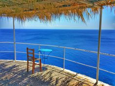 The Beautiful Blue Ionian Sea Views From Cape Skinari  Photography by Alistair Ford