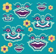 Thai Collection : Pattern Design on Behance