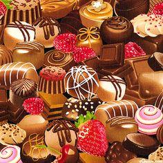 Chocolate Box - Maple